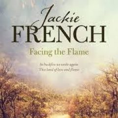 Beauty & Lace Book Review: Facing the Flame (Matilda Saga, Book #7) by Jackie French