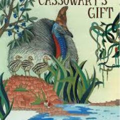 Children's Book Review: The Cassowary's Gift by Pam Skadins and illustrated by Kathryn Lovejoy