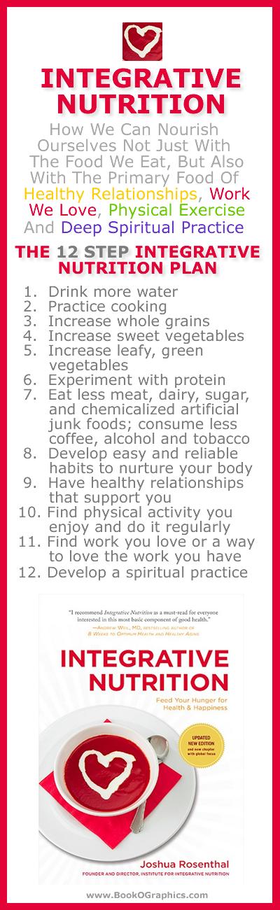 Integrative Nutrition Book