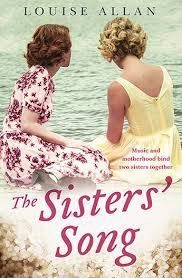 New Release Book Review: The Sisters' Song by Louise Allan