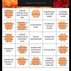 #Book Bingo 2018: 'A book written by someone over 60' – Sanctuary by Judy Nunn