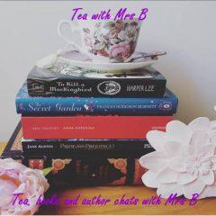 Tea with Mrs B: Stephen Crabbe
