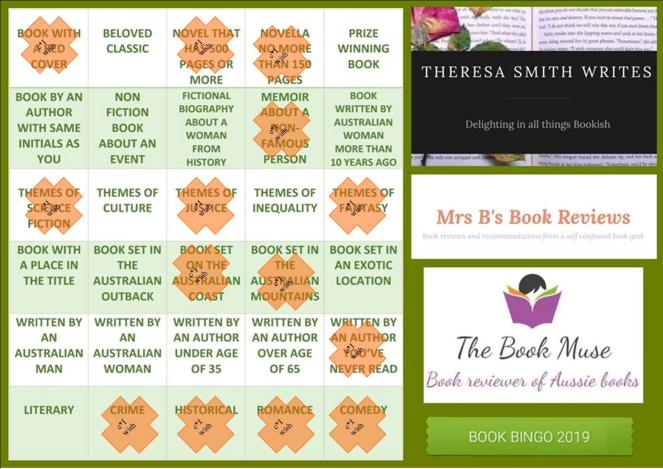 #Book Bingo 2019 Round 13: 'Romance ' – The Trouble With Choices by Trish Morey