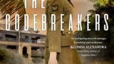 New Release Book Review: The Codebreakers by Alli Sinclair