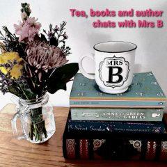 A Tea Break with Mrs B: Amanda Hampson