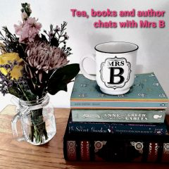 A Tea Break with Mrs B: Suzanne Cass