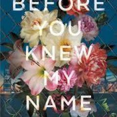 New Release Book Review: Before You Knew My Name by Jacqueline Bublitz