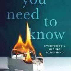 New Release Book Review: You Need to Know by Nicola Moriarty