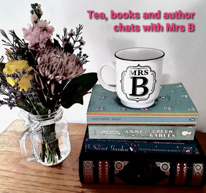 A Tea Break with Mrs B: Stella Quinn