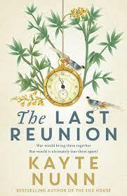 New Release Book Review: The Last Reunion by Kayte Nunn